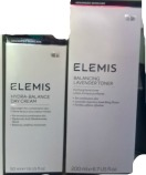 Elemis cream and toner image